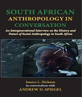 south african anthropology in conversation book cover